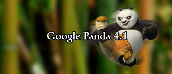 Google Panda: Golpea de nuevo!