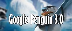 google penguin 3.0